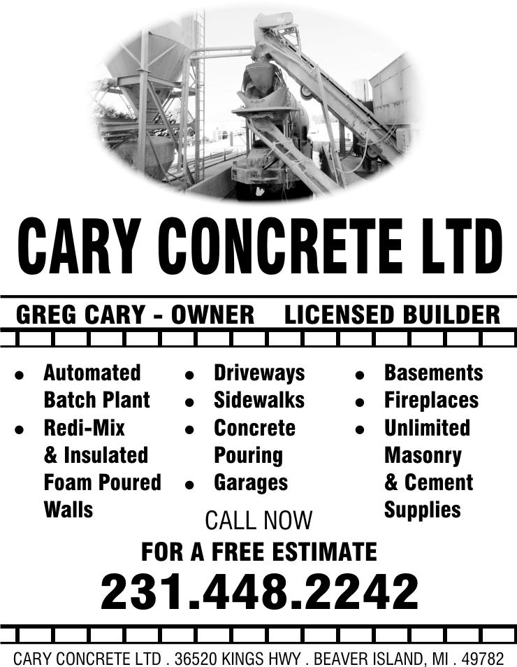 Cary Concrete Ltd.