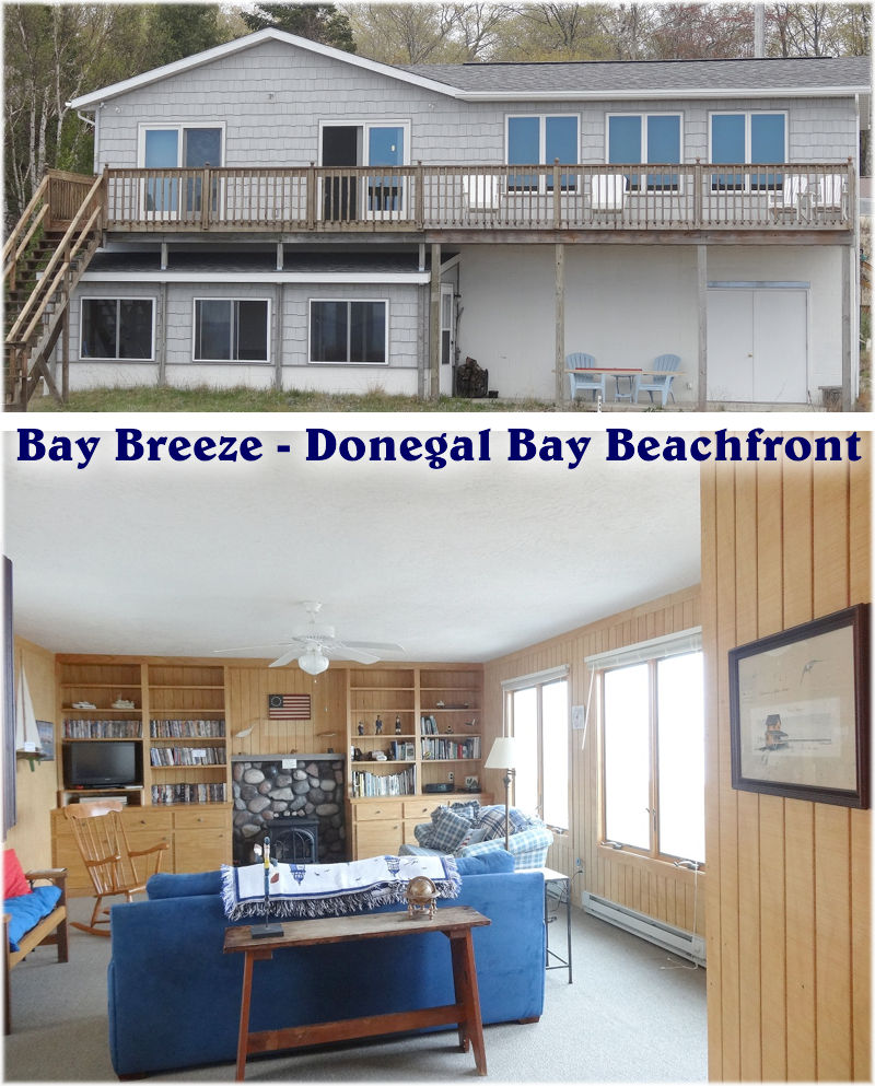 Bay Breeze - Donegal Bay Beachfront