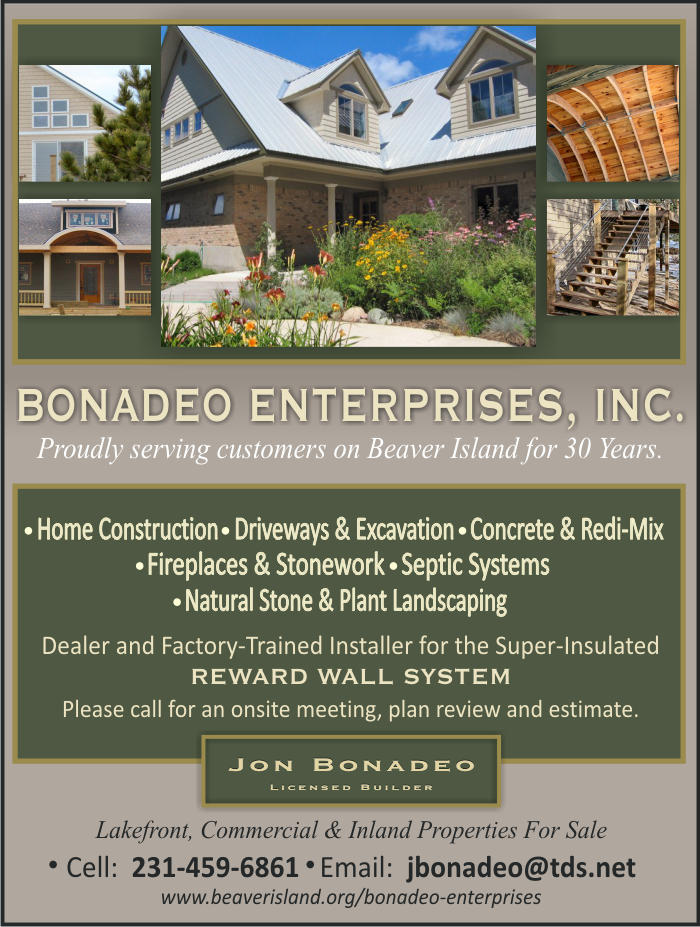 Bonadeo Enterprises, Inc.