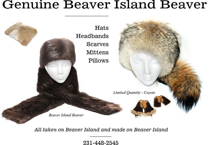 Genuine Beaver Island Beaver