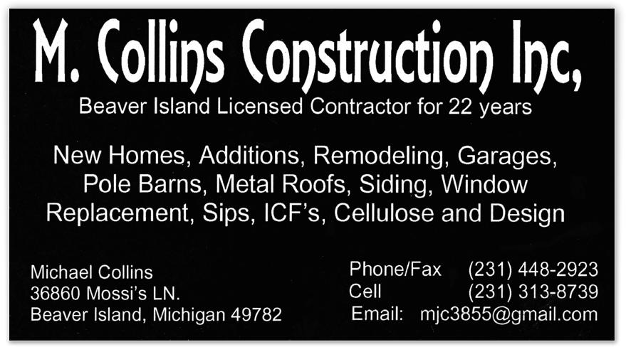 M. Collins Construction Inc.