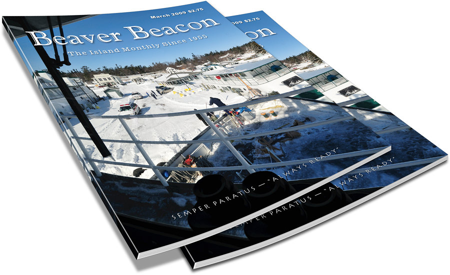 March 2009 Beaver Beacon Beaver Island News