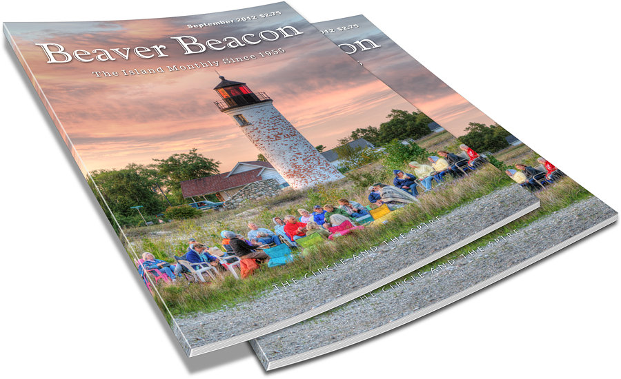 September 2012 Beaver Beacon Island News