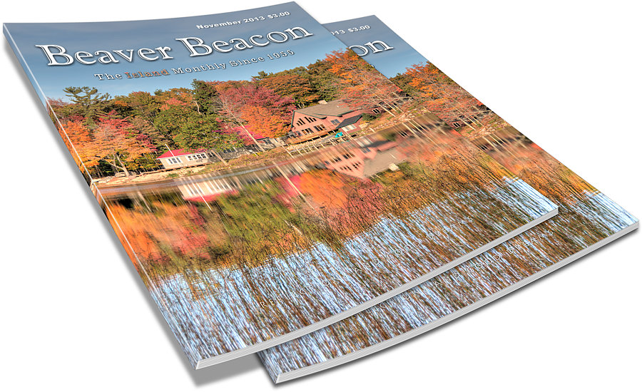 November 2013 Beaver Beacon Island News