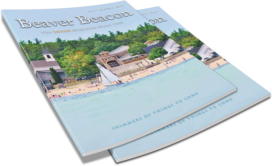 June-July 2014 Beaver Beacon Island News