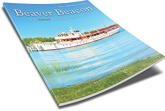 Beaver Beacon - the Island Monthly since 1955, Beaver Island Michigan