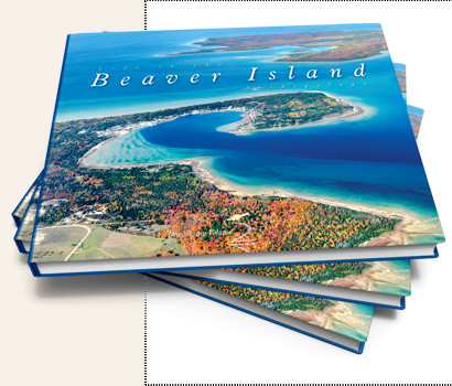 New Beaver Island Book - Life in the Beaver Island Archipelago