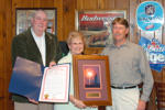 Jim Wojan named 2005 Beaver Island Citizen of the Year