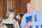 Dr. Jim and Mary Gillingham, 2008 Beaver Island Citizen of the Year.