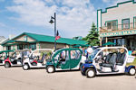 Beaver Island Electric Car Show