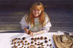 Beaver Island Morel Mushroom Contest sponsored by the Laurain Lodge