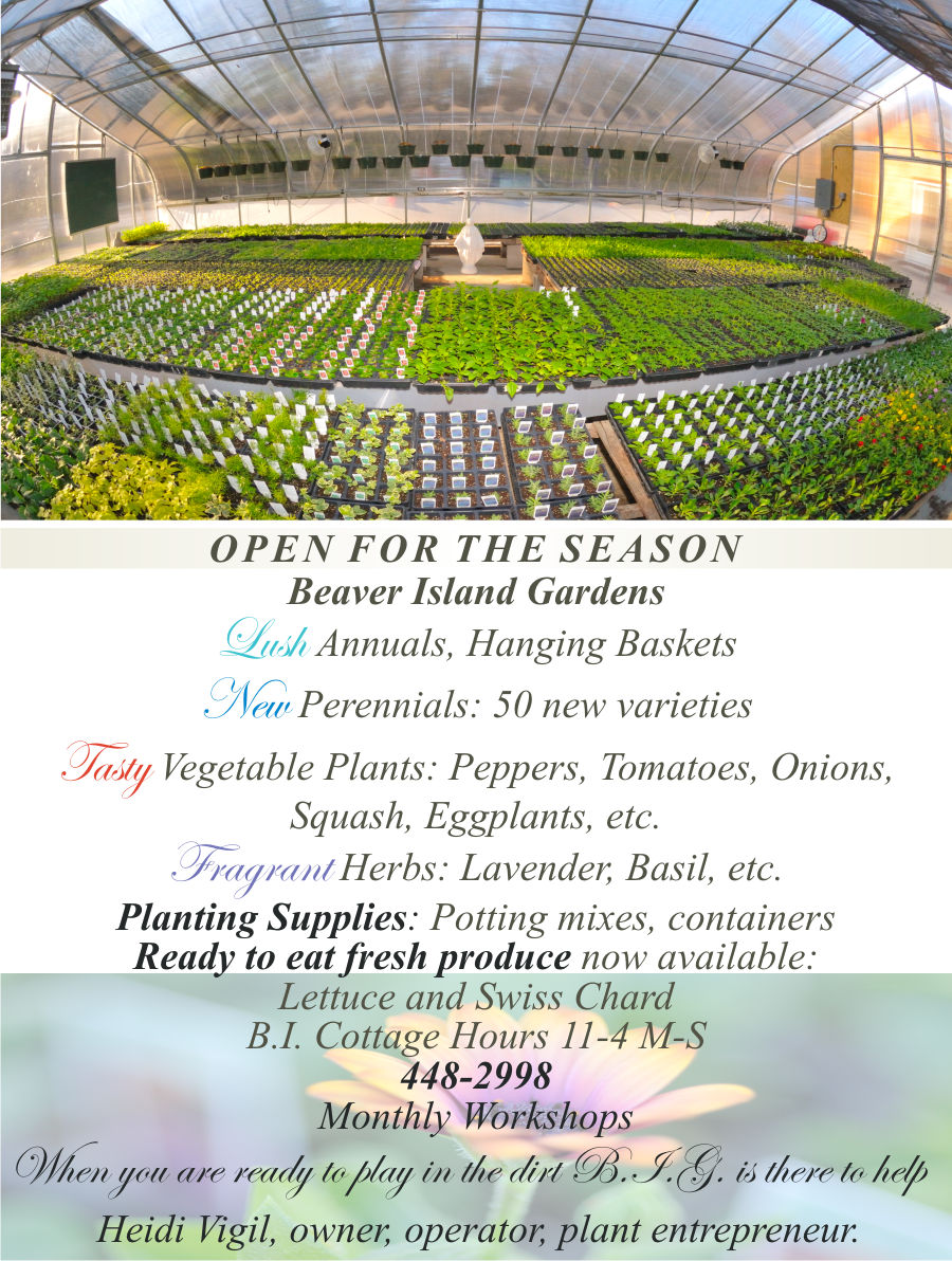 Beaver Island Gardens