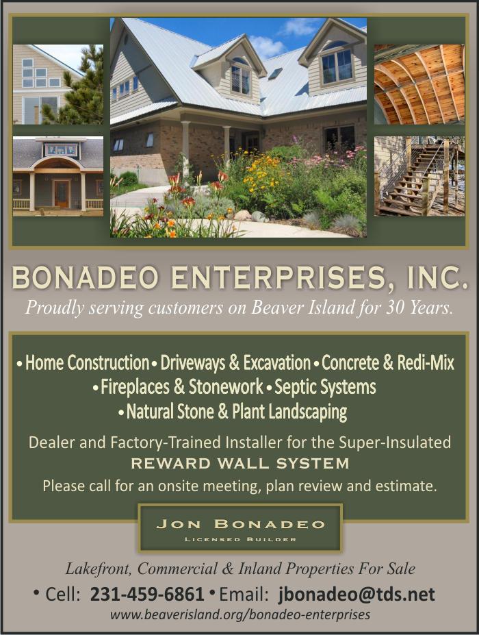 Bonadeo Enterprises, Inc.