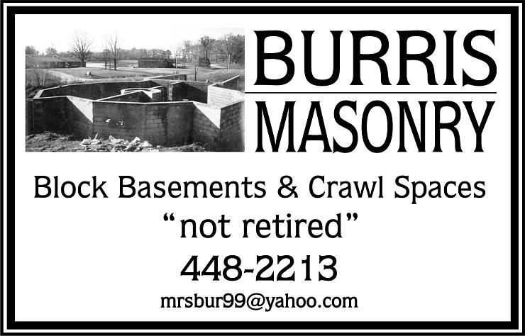 Burris Masonry