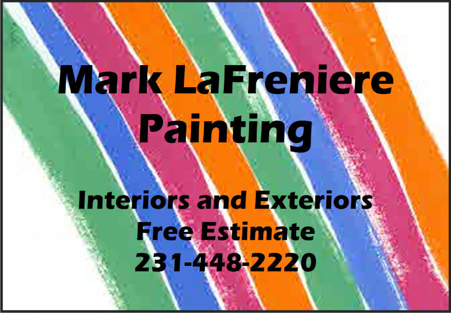Mark LaFreniere Painting