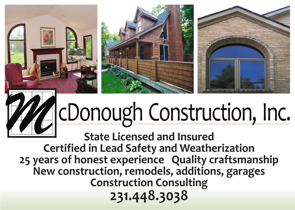 McDonough Construction, Inc.