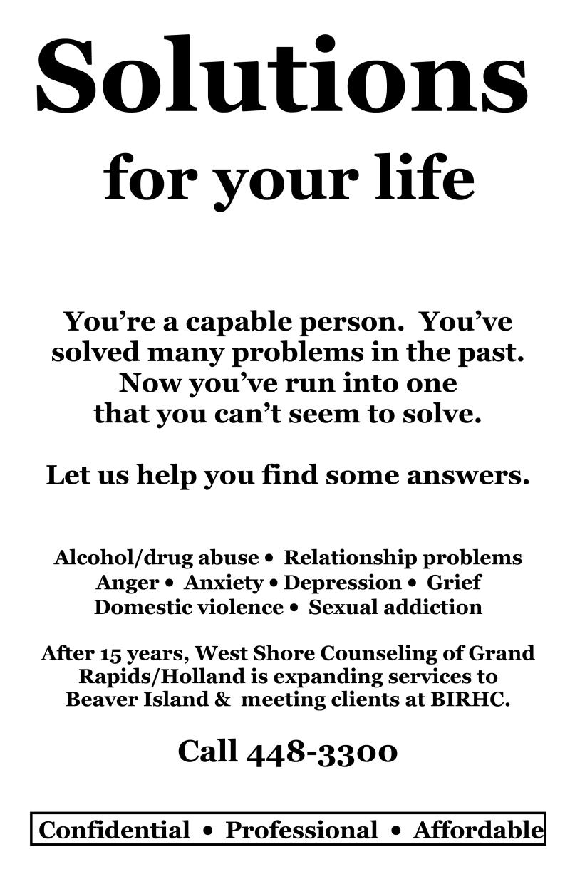Solutions for your life