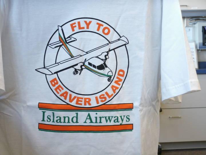 New Island Airways Logo