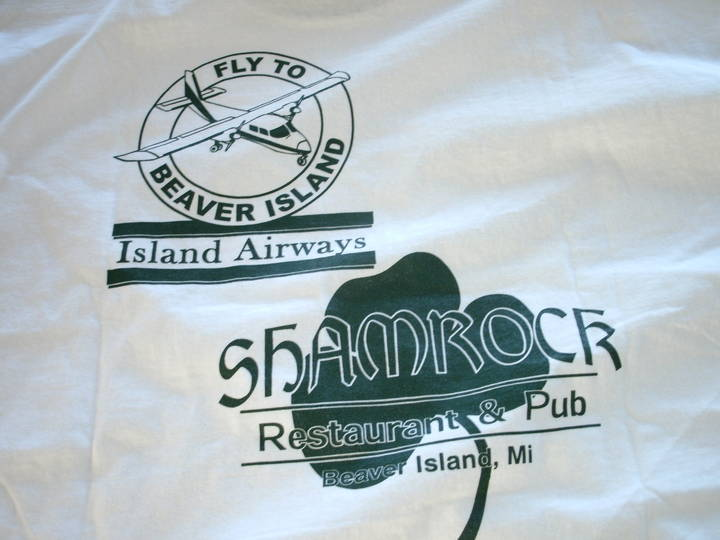 Shamrock / Island Airways Shirts