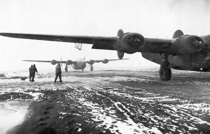 Shemya Alaska  404th Bomber Sq