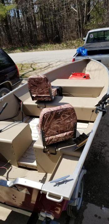 Fish boat