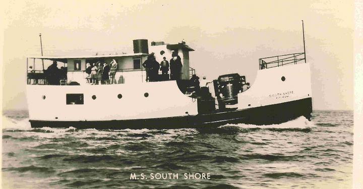 South Shore - 1945