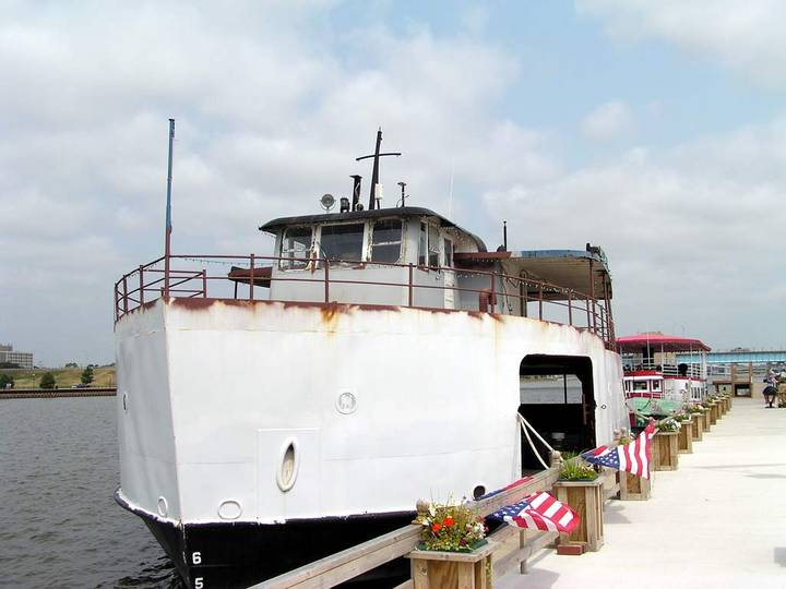 Ferries of the Island