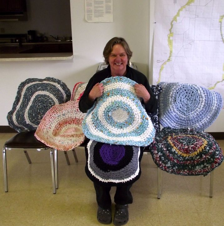 Rag Rugs for a Cause