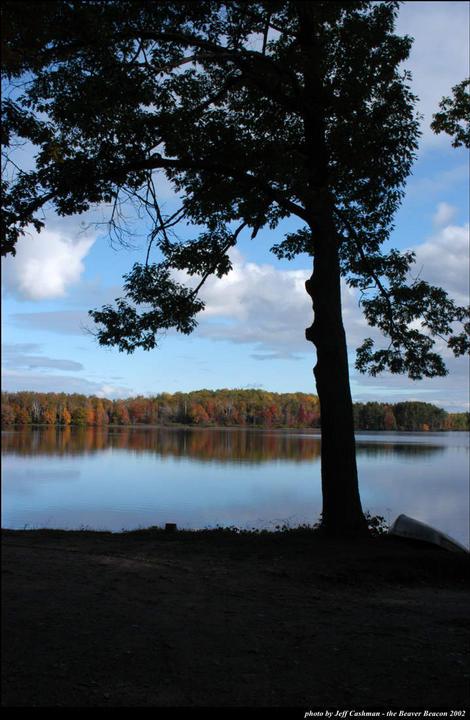Fall Colors at Fox Lake