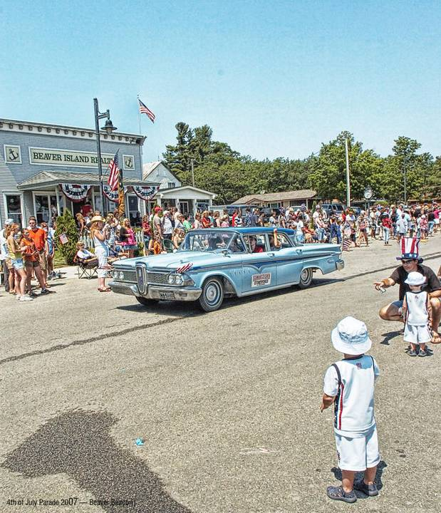 4th of July Parade 2007