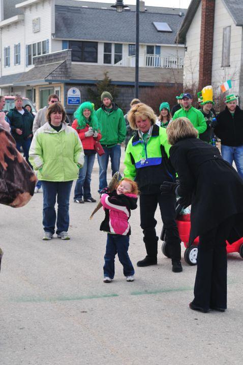 Beaver Island St. Patrick's Day 2011