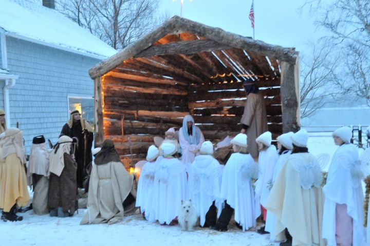 Live Nativity