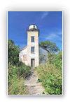 South Fox Island Lighthouses
